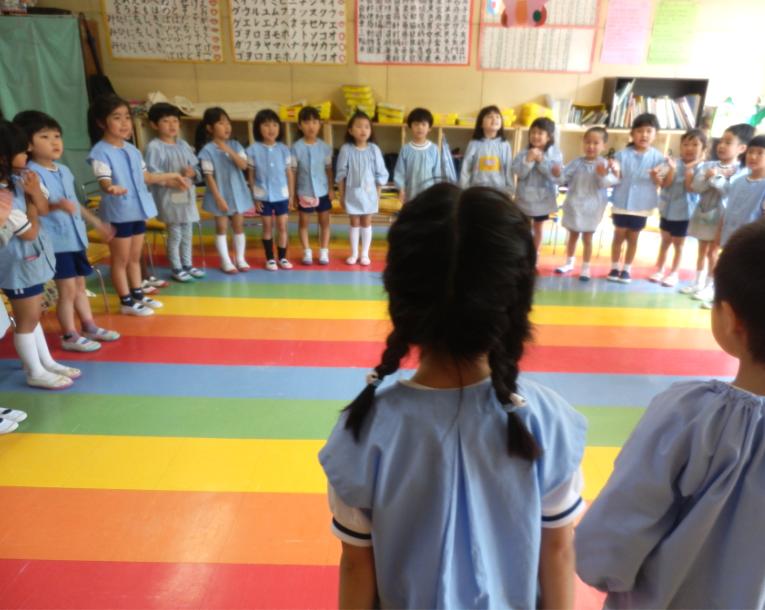 幼稚園 若葉